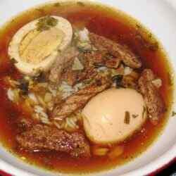 Суп с рисом рецепт с фото