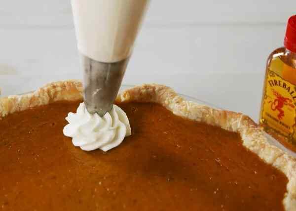 Как сделать американский тыквенный пирог