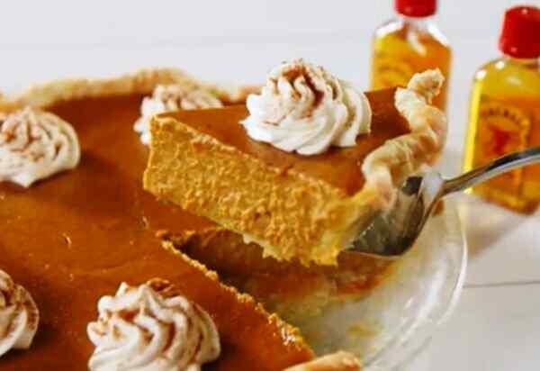Американский тыквенный пирог классический рецепт с видео