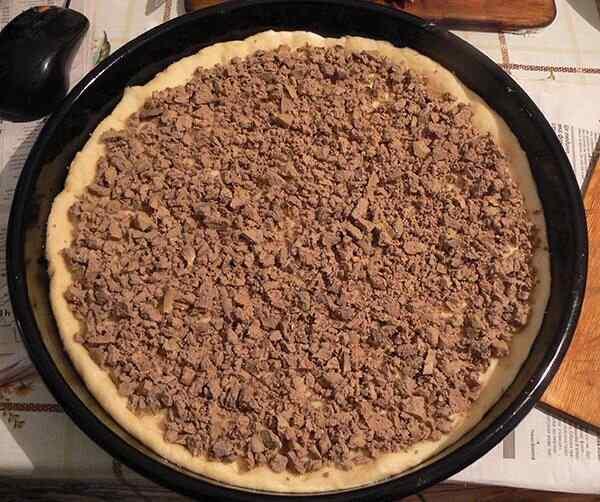 Пицца жульен рецепт с фото домашняя