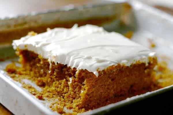 Тыквенный торт лучший рецепт