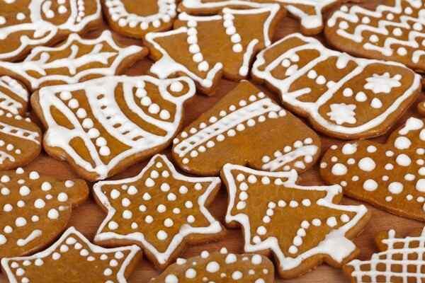 Имбирное печенье рецепт классический