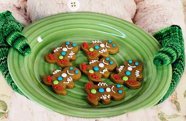 Простой рецепт имбирного печенья