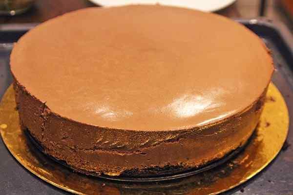 Простой шоколадный торт рецепт с фото