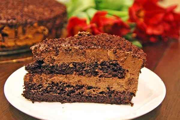 Шоколадный торт рецепт с фото в домашних условиях