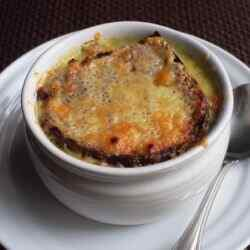Суп пюре из брокколи со сливками рецепт