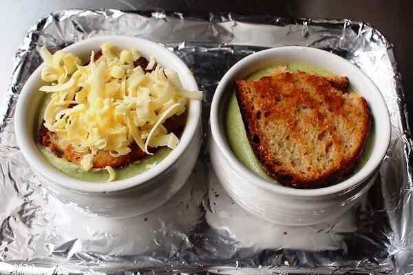 Суп пюре из брокколи рецепт с фото