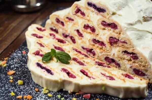 Торт монастырская изба рецепт с фото