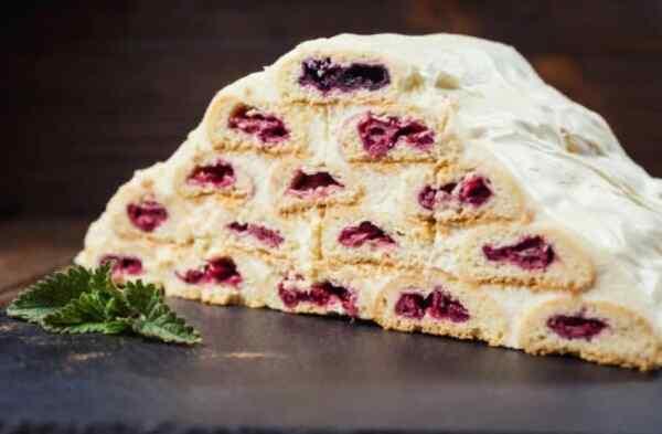 Торт монастырская изба рецепт с пошаговым фото