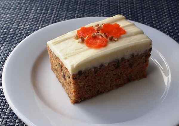 Торт морковный классический рецепт с фото пошагово