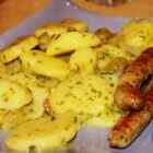 Салат картофельный с солеными огурцами технологическая карта