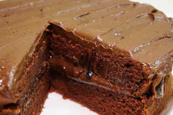 Рецепт пряничного теста для торта