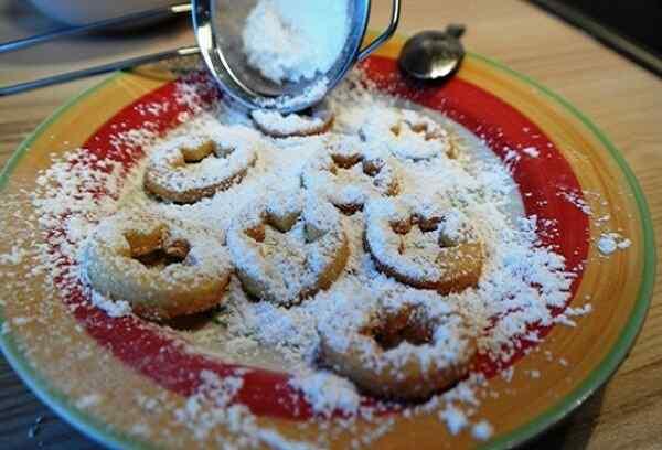 Новогодние печенья рецепт с фото пошагово