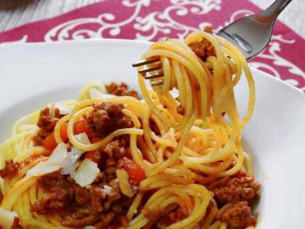 Блюда из макарон рецепты с фото