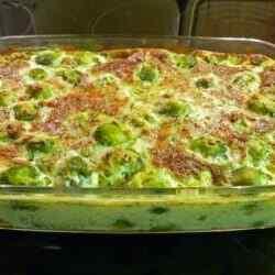 Брюссельская капуста рецепт приготовления в духовке