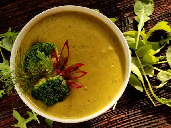 Как приготовить крем суп из брокколи
