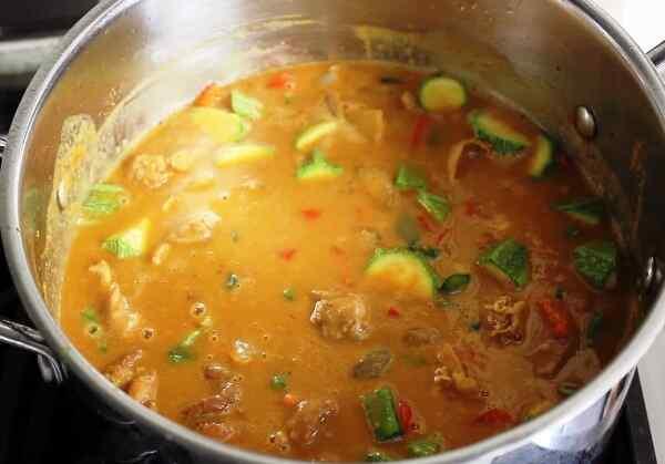 Курица карри по индийски рецепт с фото