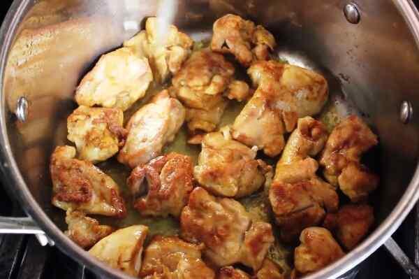 Карри рецепт классический с курицей
