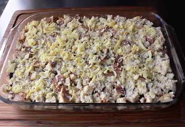Вкусная запеканка в духовке рецепт с фото
