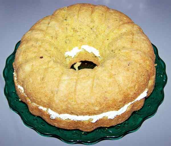 Кекс с сухофруктами и орехами рецепт