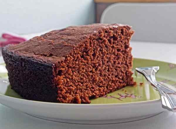 Шоколадный кекс в духовке рецепт