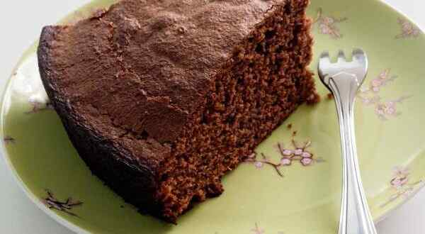 Шоколадный кекс в духовке простой