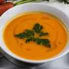 Морковно имбирный суп пюре рецепт
