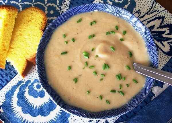 Как приготовить суп пюре из цветной капусты