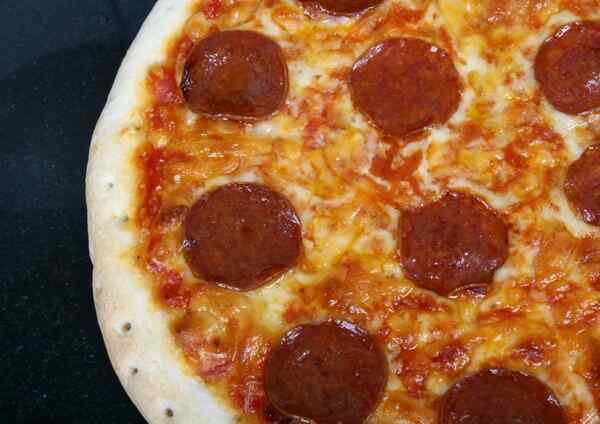 Тесто на пиццу дрожжевое на сухих дрожжах