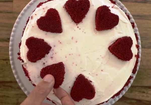 Торт красный бархат рецепт видео пошагово