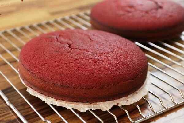 Классический торт красный бархат рецепт с фото