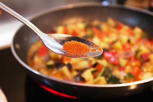Быстрый овощной суп