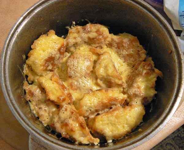 Запеченное филе минтая в духовке рецепт