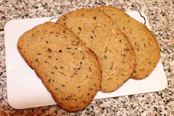 Цельнозерновой хлеб рецепт