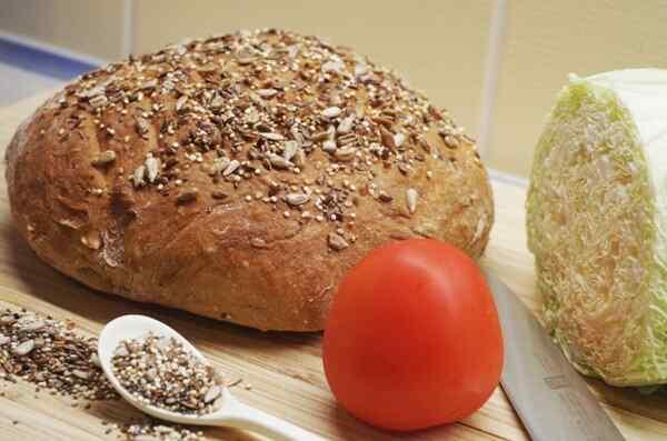Цельнозерновой хлеб рецепт в духовке