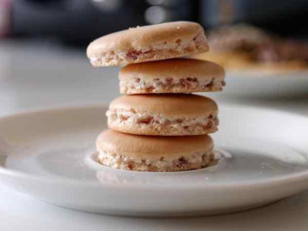 Макаруны печенье