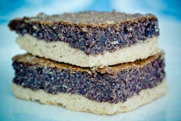 Торт маковый рецепт с фото пошагово