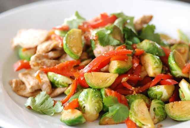 Салат из брюссельской капусты рецепты