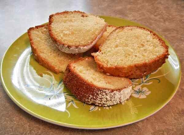 Идеальный бисквит для торта