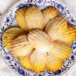 Печенье мадлен рецепт классический