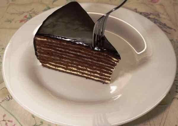 Медовый торт спартак