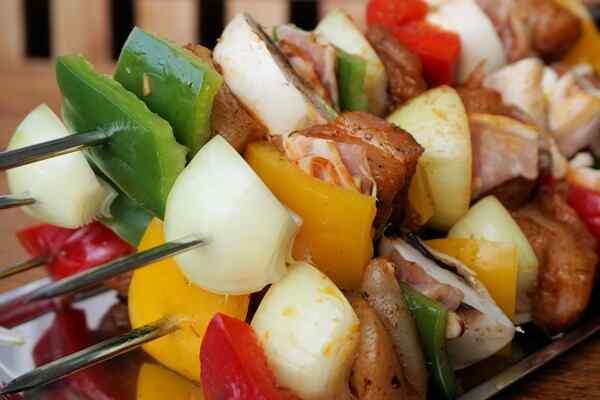 Шашлык из свинины маринад самый вкусный сочный