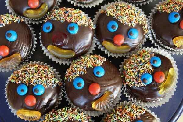 Маффины шоколадные на кефире рецепт