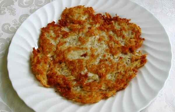 Картофельные деруны рецепт с фото