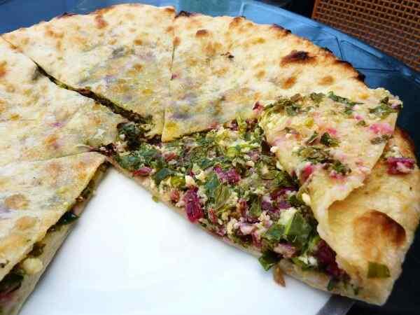 Хачапури с сыром рецепт на сковороде