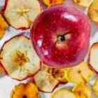 Как сушить домашние яблоки