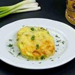 Рецепт кабачков запеченных с сыром в духовке