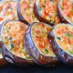 Закуска из баклажанов на праздничный стол