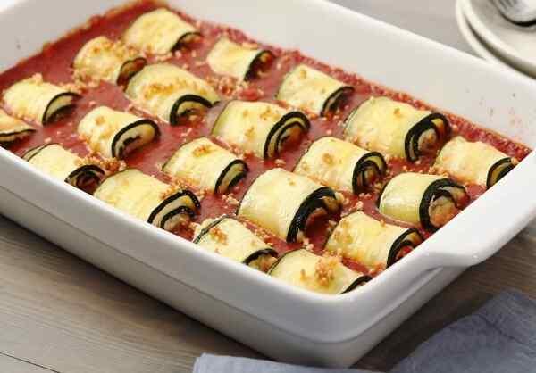 Лазанья вегетарианская рецепт с фото