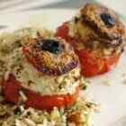 Рецепт фаршированных помидоров в духовке